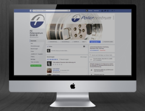 Polierzentrum Facebook Marketing