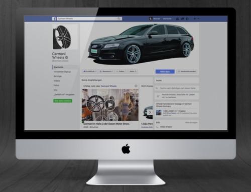 Carmani Facebook Marketing