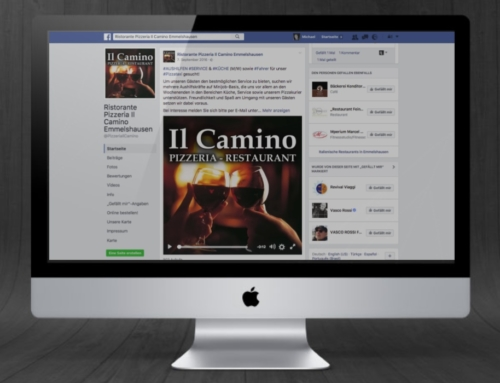 Il Camino Pizzeria Facebook Video Marketing