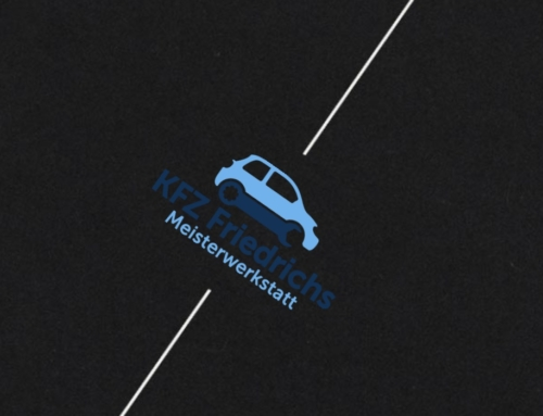 KFZ Friedrichs Logo Design