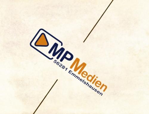 MP Medien Emmelshausen Logo Design
