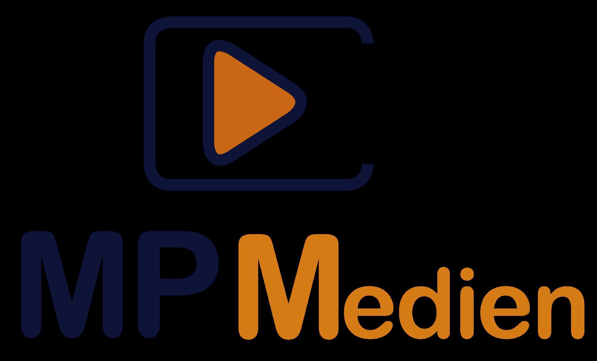 MP Medien Logo