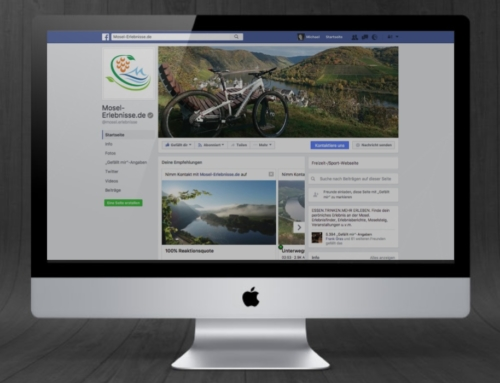 Mosel Erlebnisse Facebook Marketing