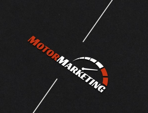MotorMarketing Logo Design