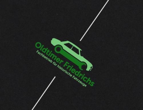 Oldtimer Friedrichs Logo Design