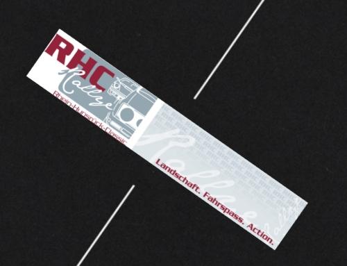 Rhein Hunsrueck Classic Logo Design