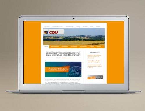 CDU Emmelshausen Partei Politik Homepage