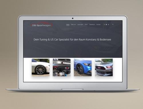 DS Sportwagen Tuner Homepage