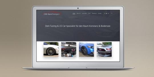 DS Sportwagen Tuner Haendler