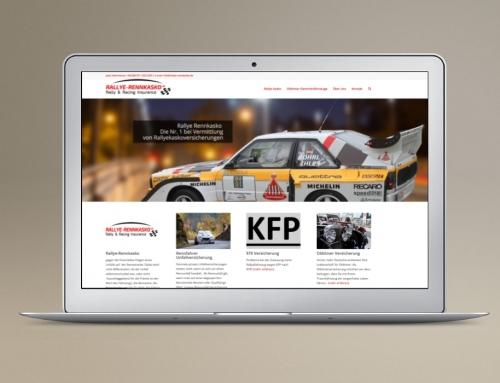 Rallye Rennkasko Motorsport Versicherung Homepage