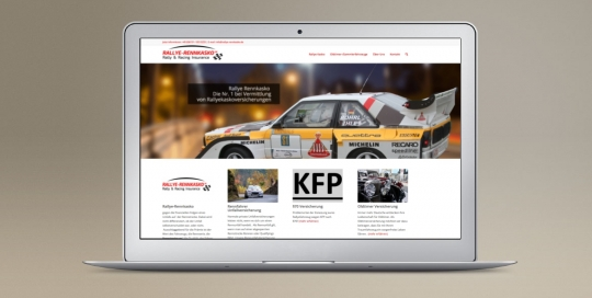 Rallye Rennkasko Homepage