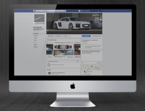 AuTrade Schweiz Facebook Marketing