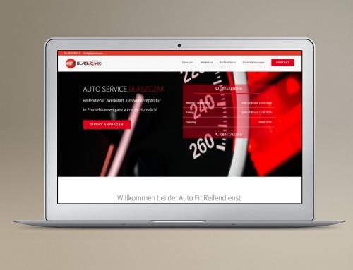 Reifenhändler KFZ Werkstatt Homepage | GibGummi.com