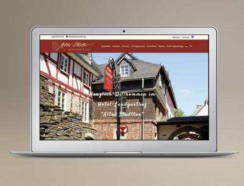 Hotel Restaurant Altes Stadttor Kastellaun | Homepage