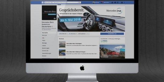 Mercedes-Benz Autohaus Facebook
