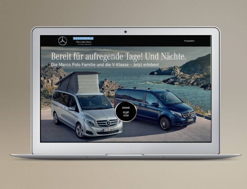 Mercedes-Benz Transporter | Leadpage