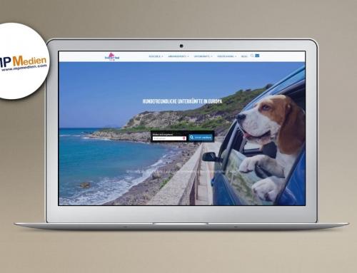 Reiseportal Ferien mit Hund – Relaunch und mehr