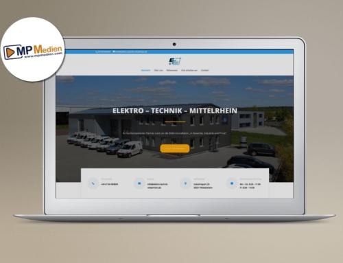 Homepage Elektro-Technik-Mittelrhein